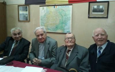 Veterani de război, Timişoara, 29 aprilie 2014