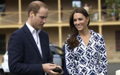 Catherine, ducesa de Cambridge se îmbracă în ţinute fabricate la Arad
