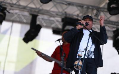 Al Jarreau probe de sunet JazzTM