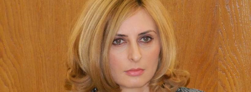 Seful Inspectoratului Scolar Timis, Aura Danielescu
