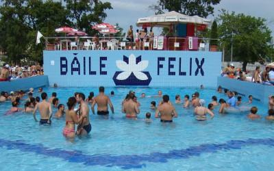 Aquapark Baile Felix Baile 1 Mai dupa fuziunea Sanmartin cu Oradea