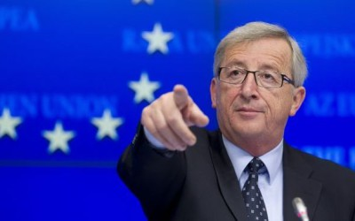 Noul presedinte al Comisiei Europene, Jean Claude Juncker