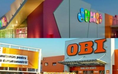 Jumbo ia locul lui Obi in Arad si Oradea
