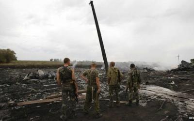 Avion Malaysia Airlines doborat. Catastrofa aviatica in Ucraina