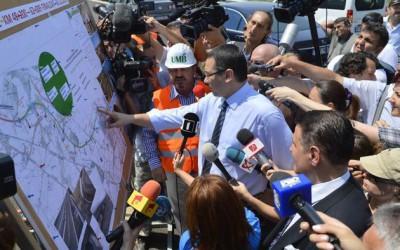 Victor Ponta asteptat la Arad