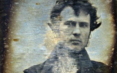 Robert Cornelius primul selfie din istorie