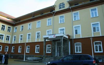 Sectia Boli Infestioase a Spitalului Municipal Hunedoara
