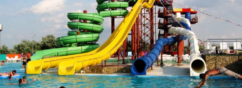 Primarul Nicolae Robu mentine proiectul unui aquapark la Dudestii Noi