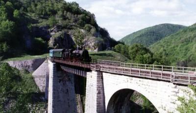 Calea ferata Oravita-Anina Semmeringul banatean