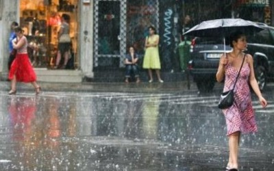 Cod Galben de ploi si vijelii, de joi până vineri seara