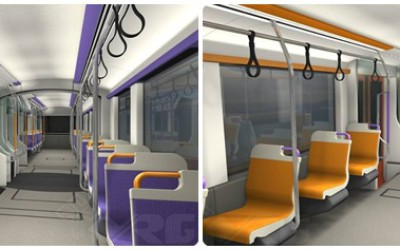Sondaj pe facebook pentru culoarea scaunelor din tramvaiele RATT