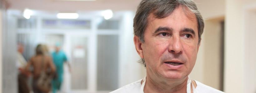 Secretarul de stat în Ministerul Sănătăţii, Dorel Săndesc