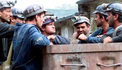 mineri Valea Jiului