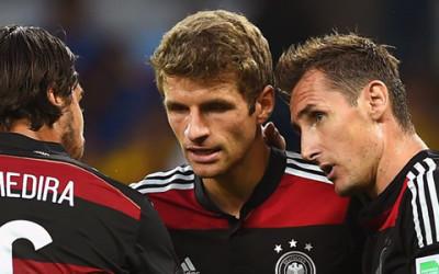 Semifinala Campionatului Mondial. Brazilia-Germania