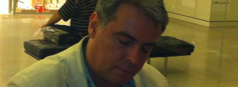 lansare carte Adrian Cioroianu la Timisoara