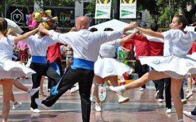 Sardana Dance