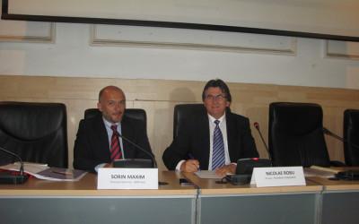 Primăria Timişoara a semnat primul din cele cinci contracte de reabilitare a unor blocuri din bani europeni.