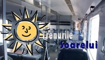 Vagoane suplimentare pentru Trenurile Soarelui
