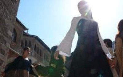 Domnite medievale intampina turistii la Castelul Corvinilor