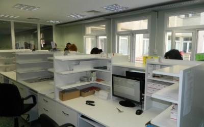 Spitalul Judeţean Arad dispune de cea cea mai modernă farmacie din vestul ţării