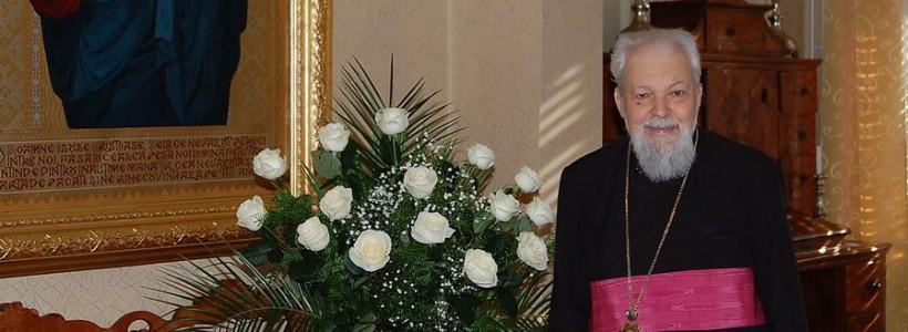 Mitropolitul Banatului Nicolae Corneanu