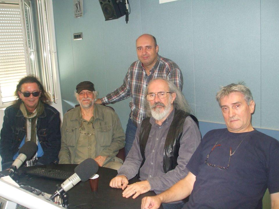 Bogdan Puriş alături de Pro Musica, la o emisiune dedicată concertului aniversar al grupului, realizată pe 1 octombrie 2014