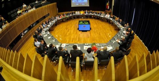 Consiliul Judetean Timis CJT plen