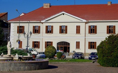 Prima cladire din centrul istoric reabilitata Lugoj