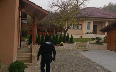 perchezitii DNA la domiciliul presedintelui CJ Hunedoara