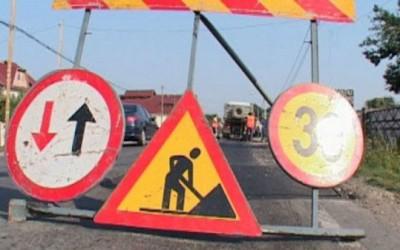 Reabilitarea reţelei de apă închide mai multe străzi din Arad