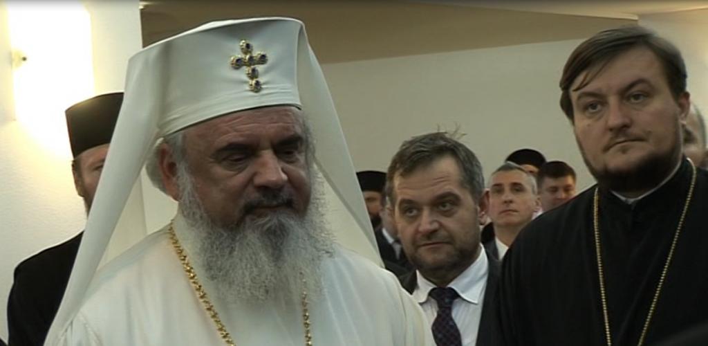Preafericitul Daniel a primit titlul de Cetățean de Onoare al județului Timiș