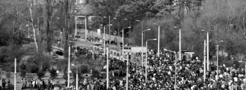 Timisoara 17 decembrie 1989 Revolutie