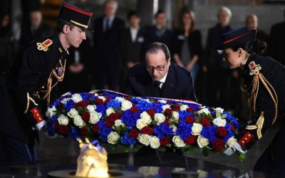 Hollande le dă asigurări evreilor din ţară: 'Franţa este patria voastră'