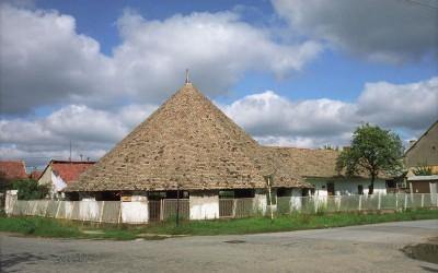 Kikinda - cladire de patrimoniu - veche moara actionata de cai