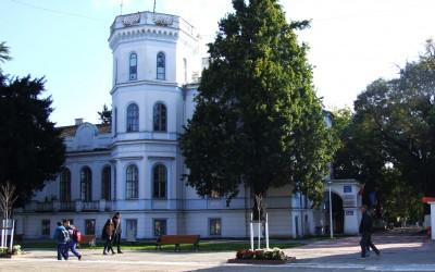 Castelul Nako Sannicolau Mare monument istoric