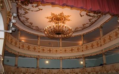 Teatrul Vechi Mihai Eminescu Oravita