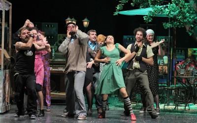 VIATA-I MA FRUMOASA DUPA CE MORI inclus in Festivalul Dramaturgiei Romanesti Timisoara