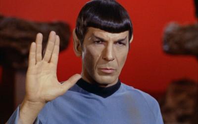 Leonard Nimoy Dr Spock Star Trek