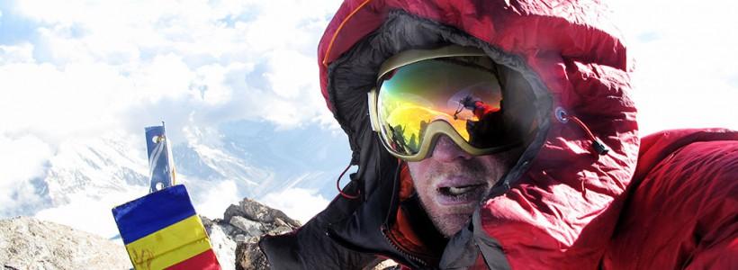 Zsolt Torok vrea sa cucereasca Everestul