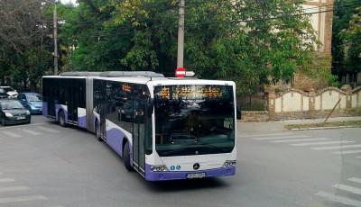 trafic Timisoara autobuz masini
