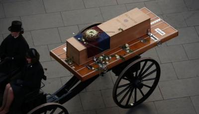 Richard al III-lea a fost înhumat la catedrala din Leicester