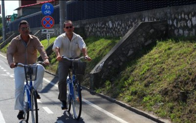 Primarul Devei se alătură turului ciclist organizat de principele Nicolae