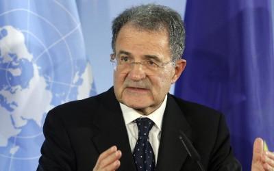 Romano Prodi primeste titlul de Doctor Honoris Causa Beneficiorum Publicorum al Universitatii de Vest Timisoara