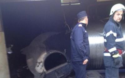 O explozie a avut loc, joi dimineaţa, în sediul Primăriei Oraviţa, din judeţul Caraş-Severin.