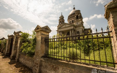 Biserica - mausoleu de la Bobda (jud. Timi ) (1)