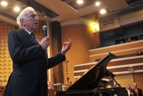 Ioan Holender sarbatorit la Filarmonica Banatul