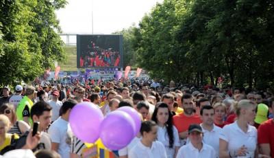 Peste 2000 de participanți, la Crosul firmelor de la Timișoara
