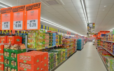 TVA la produsele alimentare scade de la 24% la 9%!