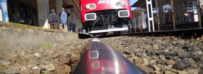 Canicula îngreunează circulația trenurilor din țară