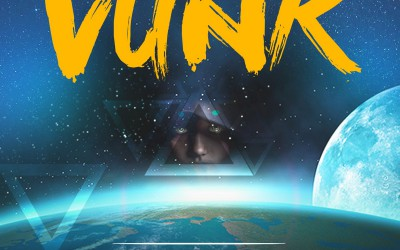 """Coperta Vunk """"Un nou univers"""""""